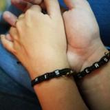 Brățări cupluri - HIS&HER