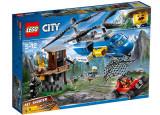 LEGO City - Arest pe munte 60173