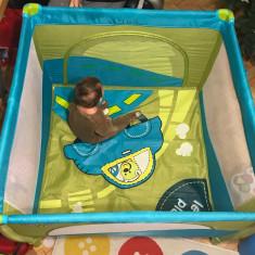 Tarc pliabil copii Babydesign - Tarc de joaca, Verde