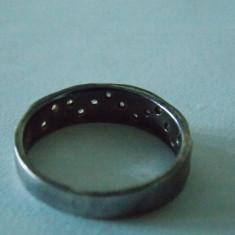 Inel argint cu zirconii -2135