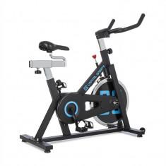 Capital Sport Spinnado - X13 bicicletă staționară, volanta de 13 kg, curea de t - Aparat de vaslit