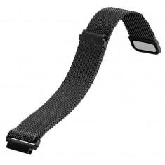Bratara SmartWatch Neagra 18mm