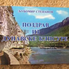 Clisura dunarii carti postale vederi vechi carte album foto banat caras hobby