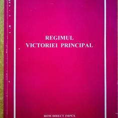 Victoria Principal - Regimul Victoriei Principal