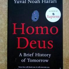 Yuval Noah Harari - Homo Deus {a}