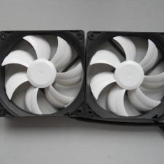 2 bucati Ventilator, Cooler Carcasa Thermaltake TT-1225 4 pin. - Cooler PC Thermaltake, Pentru carcase