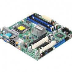 Kit placa de baza SuperMicro C2SBM-Q + CPU C2D E8400 3.00 GHz + Cooler