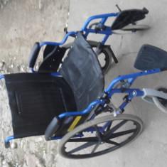 Carut de handicap - Scaun cu rotile