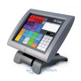 "POS All-in-One Aures Elios III, 15"" (Sistem de operare preinstalat - Windows POSReady 10)"