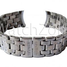 Bratara de Ceas ERNEST Capete Curbate 18mm - Curea ceas din metal