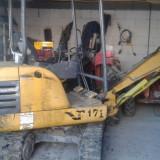 Miniexcavator - Utilitare auto