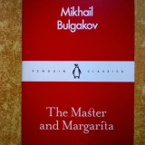 Mikhail Bulgakov - The Master and Margarita - Carte in engleza