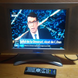 TV LCD 15 INCH ALIMENTARE 12V AUTO SINUDYNE 15320 LIGHT