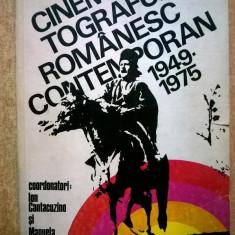 Cinematograful romanesc contemporan {1949-1975} - Carte Cinematografie