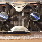 Placa video Galaxy GeForce GTX 560 Ti 1GB 256-bit DDR5, NVIDIA