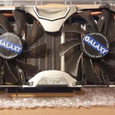 Placa video Galaxy GeForce GTX 560 Ti 1GB 256-bit DDR5 - Placa video PC NVIDIA, nVidia