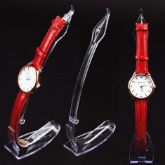 Suport Expunere Ceasuri Clear - Cutie Bijuterii