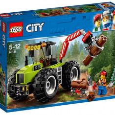 LEGO City - Tractor de padure 60181