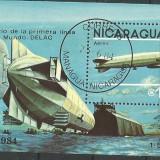 Colita Nicaragua, Stampilat