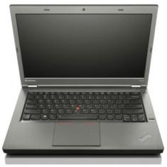 Laptop Lenovo ThinkPad T440p, Intel Core i5 Gen 4 4300M 2.6 GHz, 4 GB DDR3, 500 GB HDD SATA, WI-FI, Bluetooth, Webcam, Tastatura Iluminata, Display