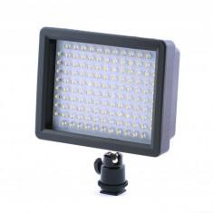 Lampa foto-video Wansen W126 W-126 cu 126 LED-uri - Lampa Camera Video