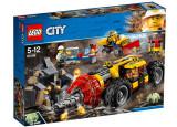 LEGO City - Mining Foreza de minerit de mare putere 60186