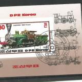 Colita R.P.D Korea, Stampilat