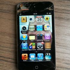 IPod 32Gb Spart fuctional (a54) acumlator 24 ore testat model;A1367 - iPod Touch Apple, 4th generation, Negru