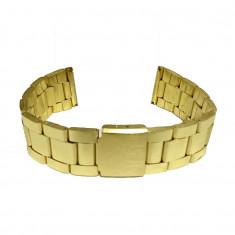 Bratara Ceas Aurie WZ841 - Curea ceas din metal