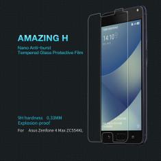 Folie Sticla Securizata / Tempered Glass pentru Asus Zenfone 4 MAX ZC554KL