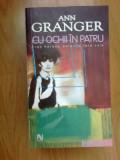 D8 Ann Granger - Cu Ochii In Patru, Nemira