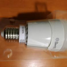Bec Smart LED BeeWi 7W, Becuri LED, E27, Neutra (3500 - 4099 K)