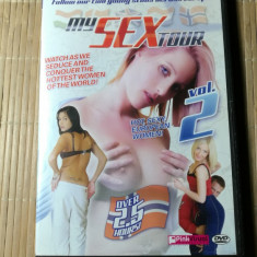 Film XXX My Sex Tour Vol. 2 - Filme XXX