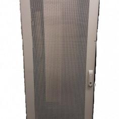 Cabinet Rack Server SUN 38U, 2 X PDU SQE24240V16A, Gri Metalic, Refurbished