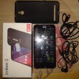 Telefon mobil ASUS ZenFone 2 ZE551ML, Dual Sim, 32GB, 4G. - Telefon Asus, Negru, Neblocat, 4 GB