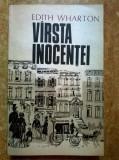 Edith Wharton – Varsta inocentei