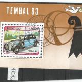 Colita Vietnam TEMBAL 1983, Stampilat