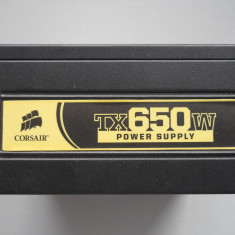 Sursa PC Corsair TX650, 650W., 650 Watt