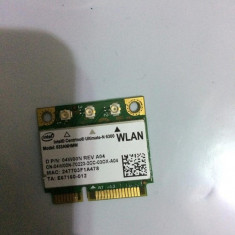 Modul Wifi Wireless Intel Centrino Ultimate-N 6300 633ANHMW 04W00N laptop Dell