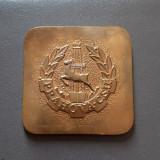 Placheta fotbal - CSU Prahova - 1911 - 1986 medalie