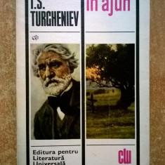 I. S. Turgheniev – In ajun - Roman