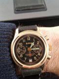 CEAS CHRONOGRAPH cronograf POLJOT POLET BURAN, Casual, Mecanic-Manual, Inox