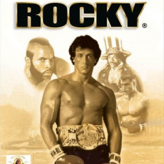 Rocky - PS2 [Second hand] - Jocuri PS2, Actiune, 12+, Multiplayer