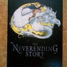 Michael Ende - The Neverending Story - Carte in engleza