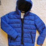 Geaca puf haina Jack & Jones iarna snow marime M