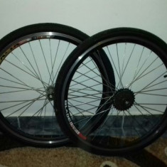 Roti de bicicleta - Piesa bicicleta Zoom