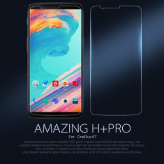 Folie Sticla Securizata / Tempered Glass pentru OnePlus 5T / One Plus 5T / 9H