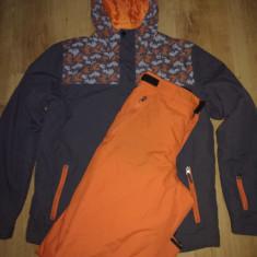 Costum ski/snowboard dama, geaca+pantaloni, Crane marimea M - Echipament ski Crane, Femei