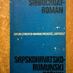 Dictionar sarbocroat-roman