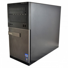 Dell Optiplex 390 Intel Core i3-2120 3.30 GHz 4 GB DDR 3 160 GB HDD DVD-RW Tower
